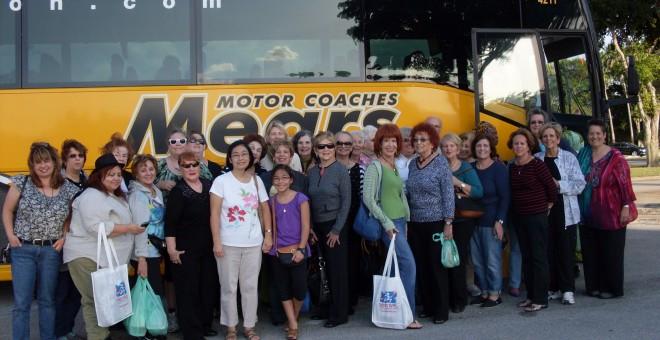 Sisterhood Annual Bus Trip - 2013