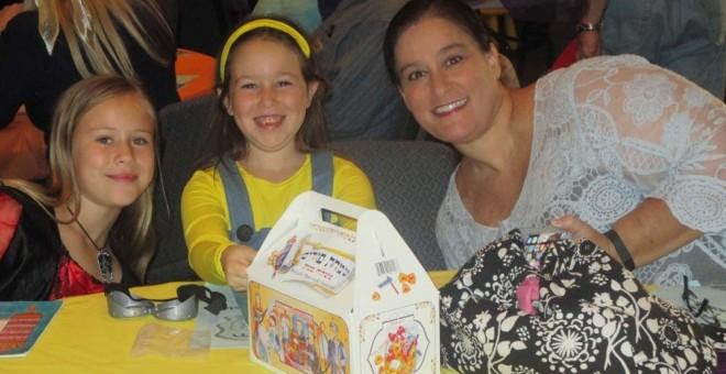 Family Megillah Reading & Purim Dinner!