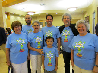 Temple Israel - OneOrlando T-Shirt Drive