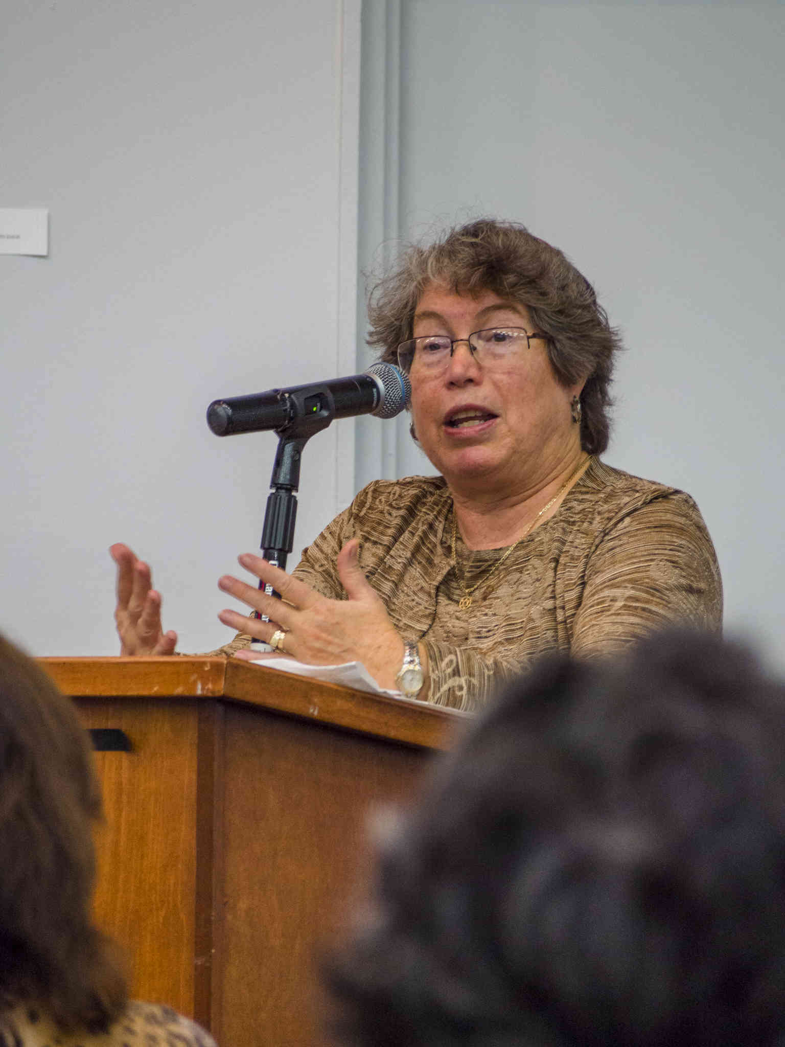 Maggie Anton Speaks